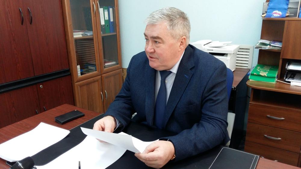 Вице-спикер Заксобрания Дмитрий Пуляевский рассказал, что сегодня волнует сосновоборцев