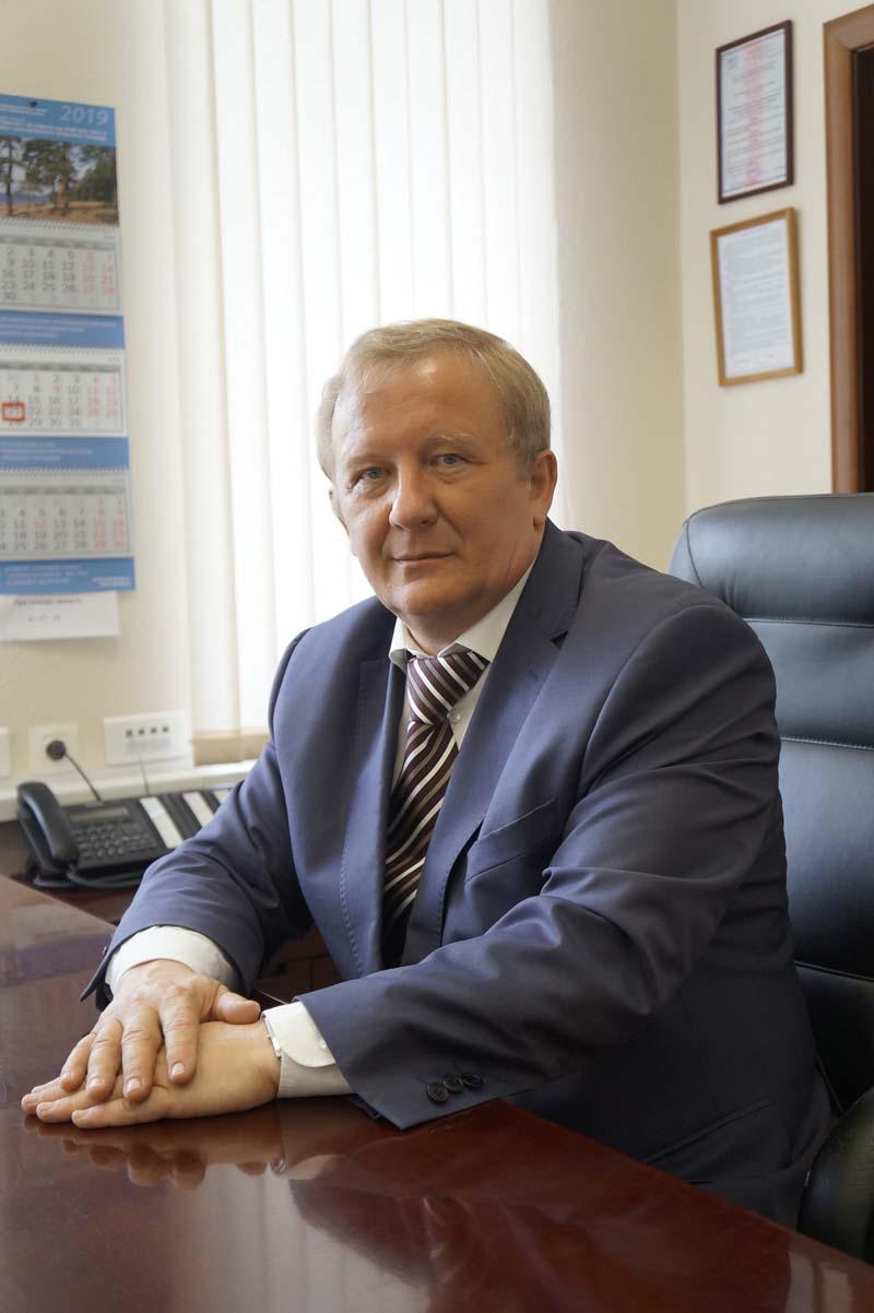 Сергей Шевцов занимает пост генерального директора НИИ ОЭП с2016года