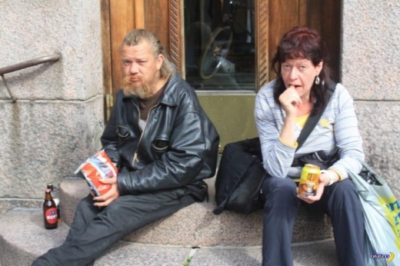 сейчас ближайшей русские женщины обожают бомжей меня раковину
