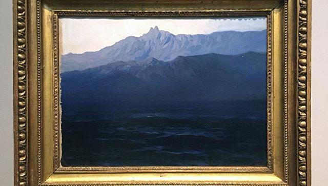 Русский музей вывезет картины Куинджи в Ярославль