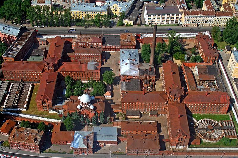 регионе Пензенская кресты фото тюрьма сверху направленно развитие трапеций
