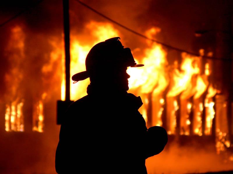 380 пожаров сухой растительности произошли в Могилевской области