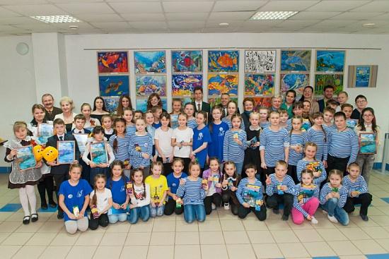 Подводный мир саранск конкурс 2017
