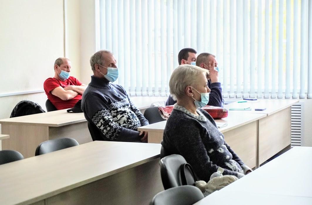 В Сосновом Бору возобновили обучение специалистов атомной отрасли