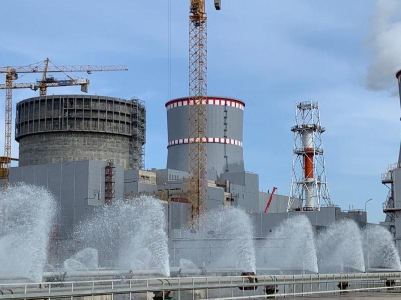 Ленинградская АЭС в 2019 году принимает рекордное количество строительных  студенческих отрядов | Атомная энергия 2.0 | 600x800