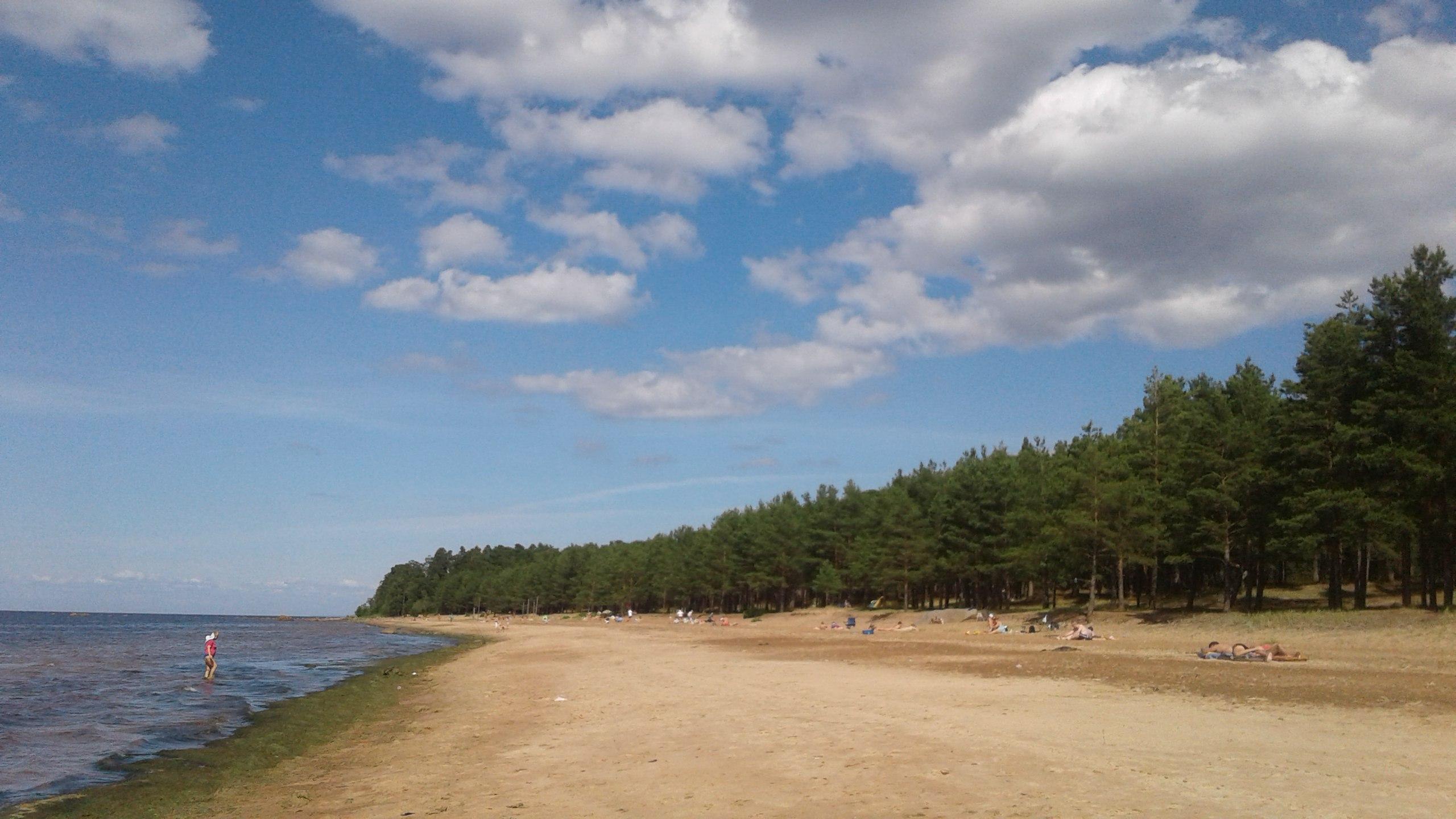 пластиковые пляж липово фото частных домов