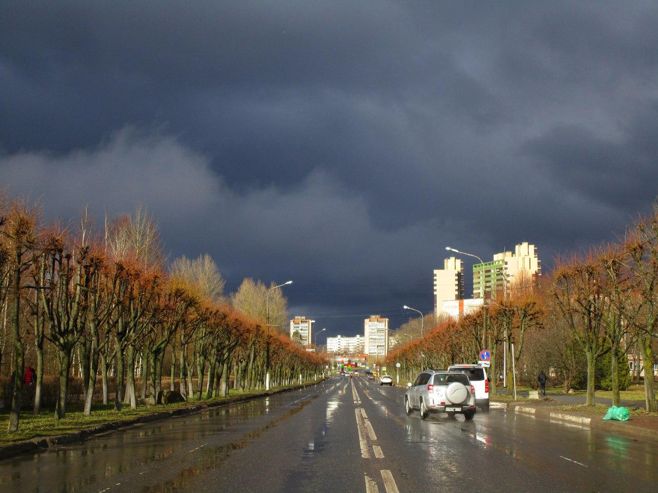 фото погода в ленинградской области моя, радость