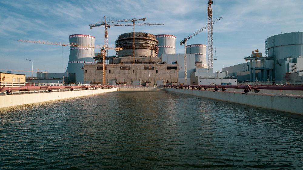 Ленинградская АЭС-2 запустит энергоблок N1 в декабре 2017 года | 562x1000
